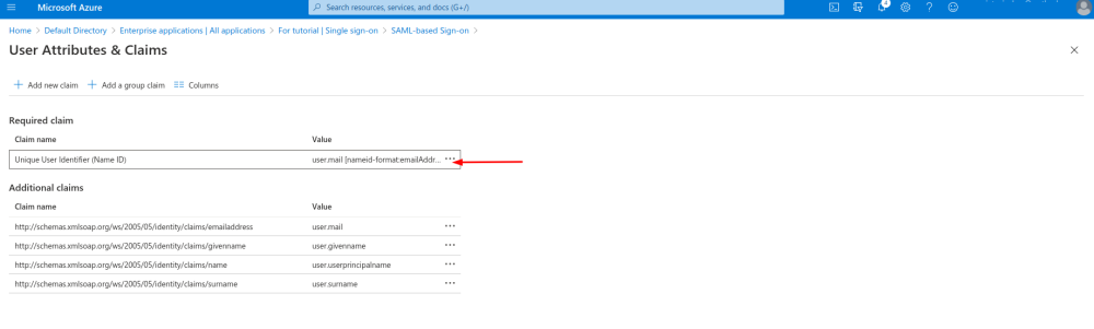 Ms azure user attributes and claims identifier.png