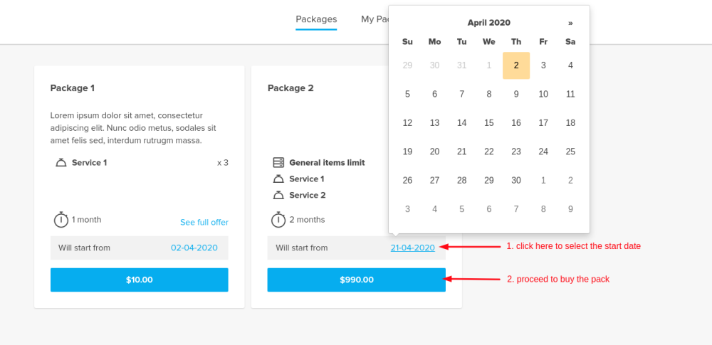 Packages client side new date select.png