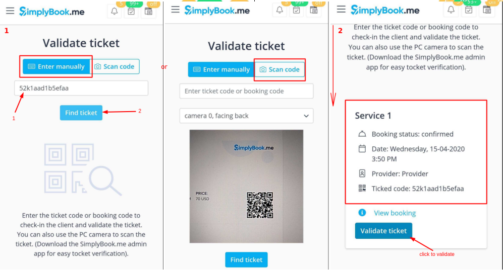 Validate ticket mobile manually find.png